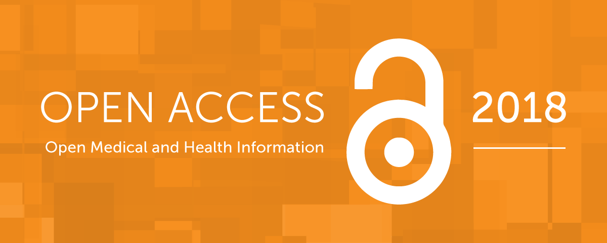 Open Access 2018: Open Medical and Health Information