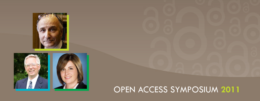 Banner Image of UNT Symposium on Open Access