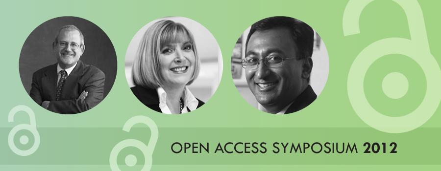 Open Access Symposium 2012 Banner
