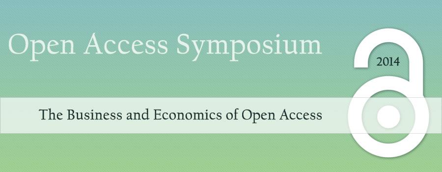 Open Access 2014 Banner