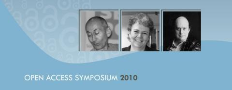 UNT Symposium on Open Access 2010