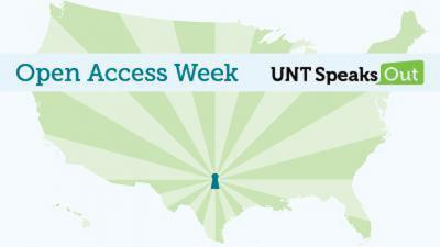 UNT speaks out on faculty research and open access