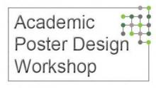 academic poster design workshop